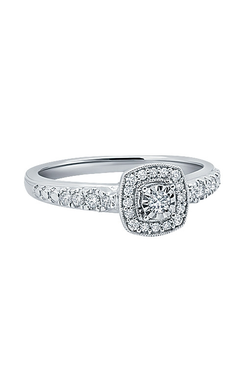 Albert's 10k White Gold 1/4ctw Promise Ring RE-13157TPA78W0S product image