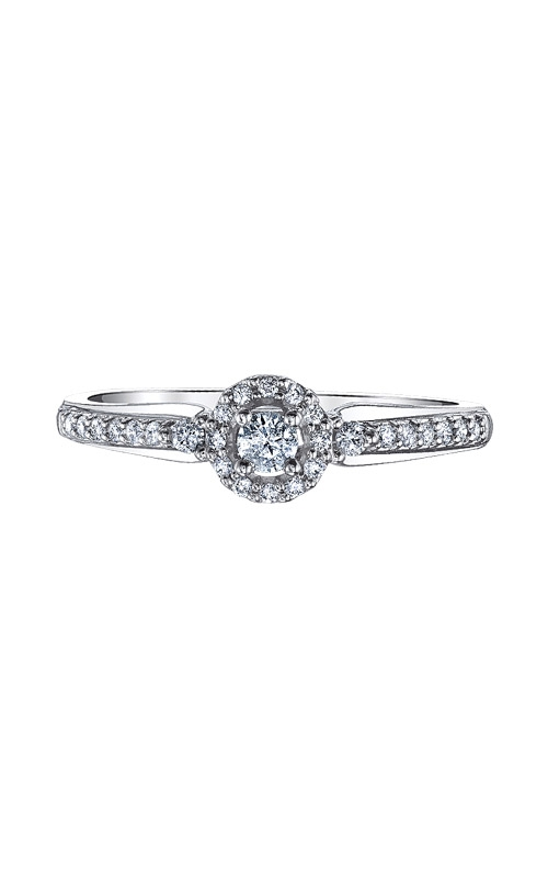 Albert's 10k 1/4ctw Diamond Promise Ring RE-2627TPA97OW product image