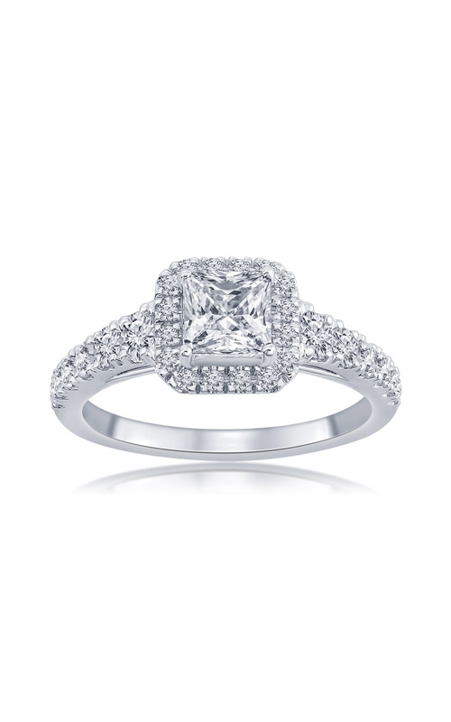 Alberts Engagement Ring RE741P89E-130CW product image