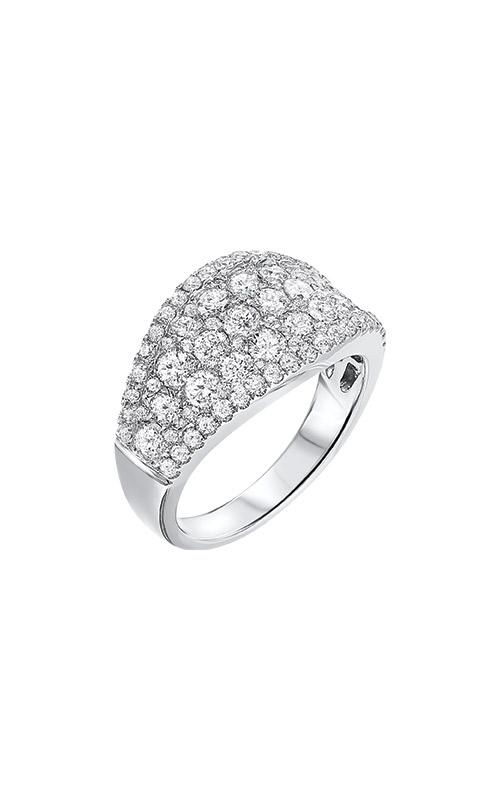 Albert's 14k White Gold 2 1/4ctw Diamond Ring RG10240-4WB product image