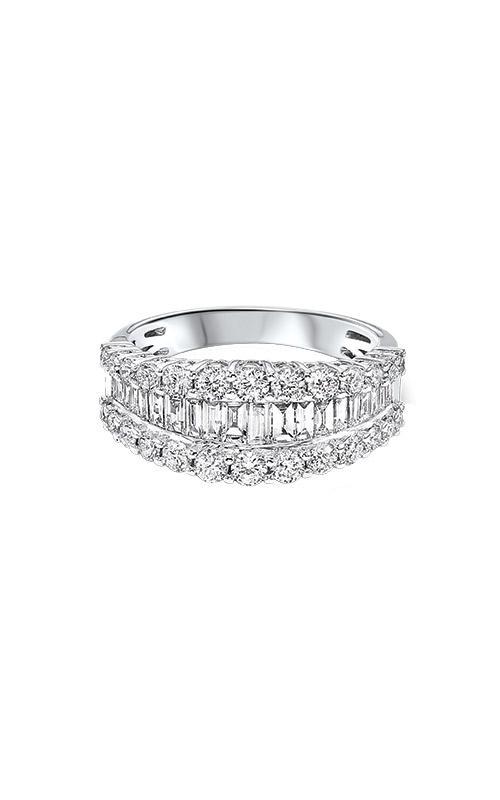 Albert's 14k White Gold 1ctw Diamond Band RG10241-4WC product image