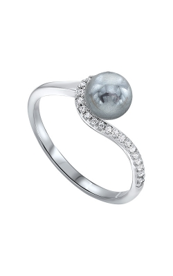 Albert's Silver Pearl Fashion Ring RG10245-SW product image