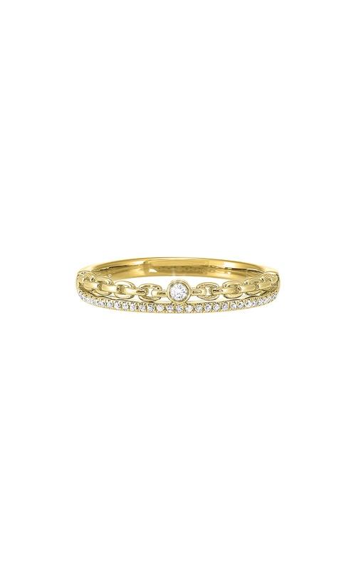 Albert's 14k Yellow Gold 1/10ctw Diamond Band RG10611-4YC product image