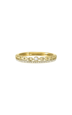 Albert's 14k Yellow Gold 1/10ctw Diamond Band RG10611-4YC product image