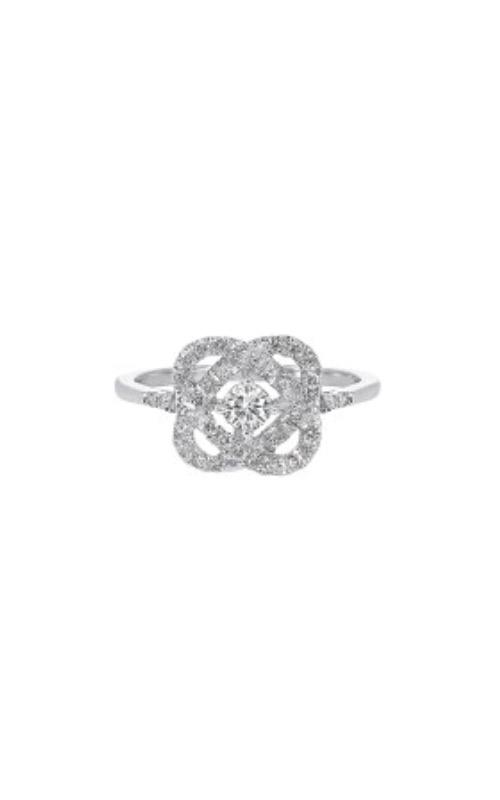 Albert's 14k White Gold 1/4ctw Diamond Ring RG10834-4WF product image