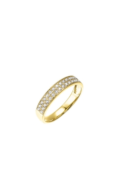 Albert's 14k Yellow Gold Diamond Band RG10986-4YD product image
