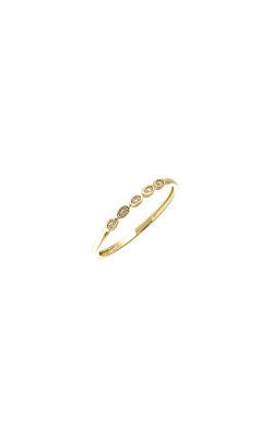 Albert's 10k Yellow Gold Diamond Band RG10991-1YSC product image