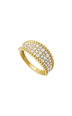 Albert's 14k Yellow Gold 1ctw Diamond Ring RG10998-4YC product image