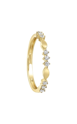 Albert's 10k Yellow Gold Diamond Ring RG10999-1YD product image