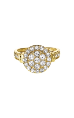 Albert's 14k Yellow Gold 1ctw Diamond Ring RG11001-4YD product image