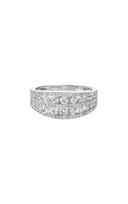 Albert's 14k White Gold 1ctw Diamond Band RG11022-4WC product image
