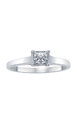 Alberts Engagement Ring SOLTP89-50BC-W product image