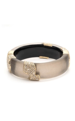 Alexis Bittar Crystal Encrusted Sectioned Hinge Bracelet AB00B134059 product image