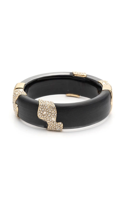 Alexis Bittar Crystal Encrusted Sectioned Hinge Bracelet AB00B134200 product image