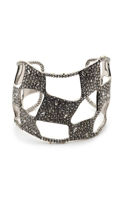 Alexis Bittar Pave Checkerboard Cuff Bracelet AB93B006 product image