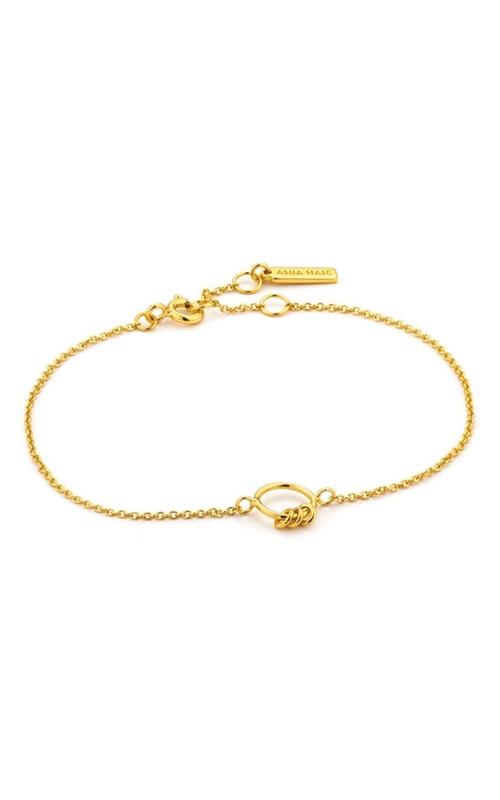 Ania Haie Modern Circle Bracelet B002-02G product image