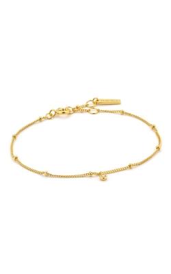 Ania Haie Shimmer Single Stud Bracelet B003-01G product image