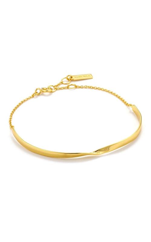 Ania Haie Twist Bracelet B012-02G product image
