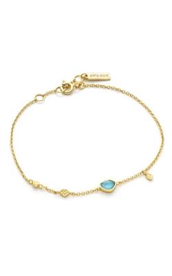 Ania Haie Turquoise Discs Bracelet B014-01G product image