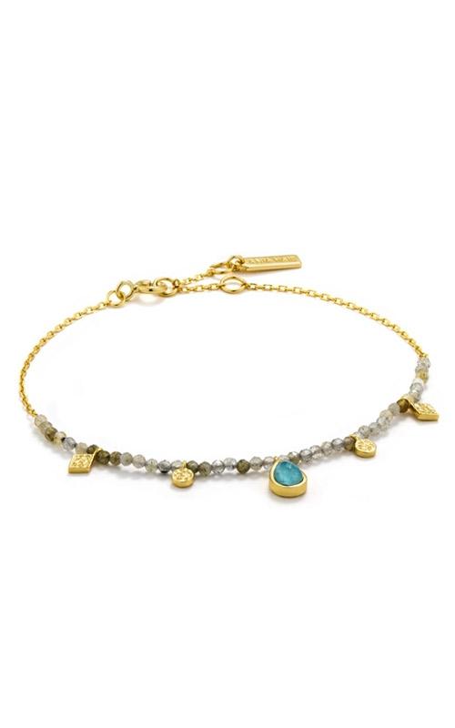 Ania Haie Turquoise Laboradrite Bracelet B014-03G product image