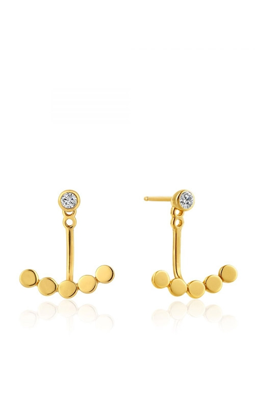 Ania Haie Shimmer Ear Jackets E003-01G product image