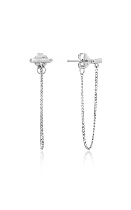 Ania Haie Shimmer Chain Stud Earrings E003-02H product image