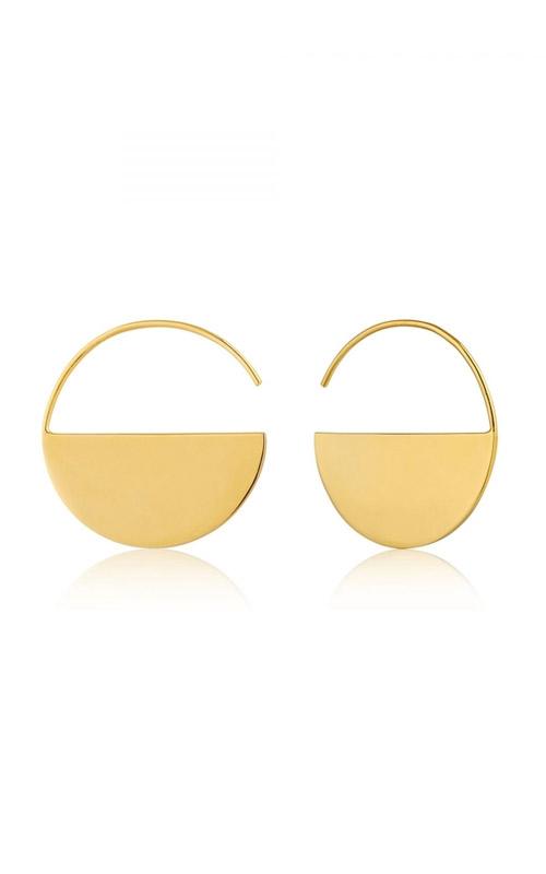 Ania Haie Geometry Hoop Earrings E005-02G product image