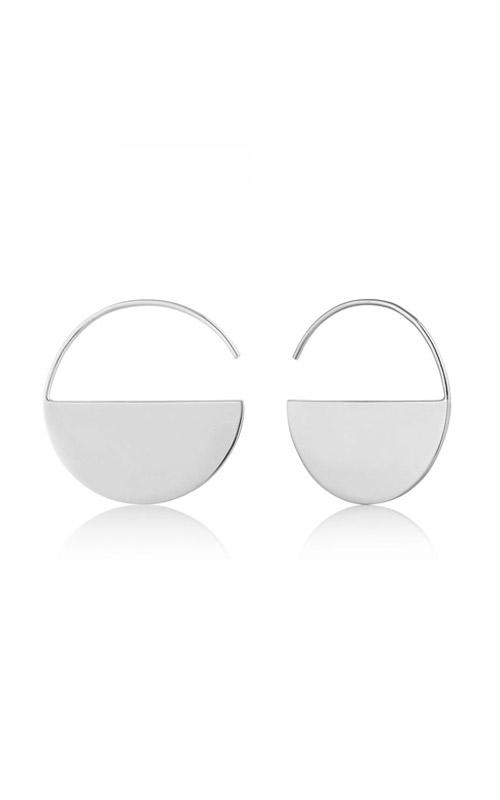 Ania Haie Geometry Hoop Earrings E005-02H product image