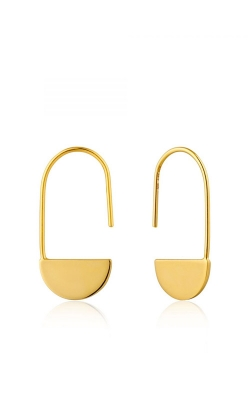Ania Haie Geometry Drop Earrings E005-07G product image