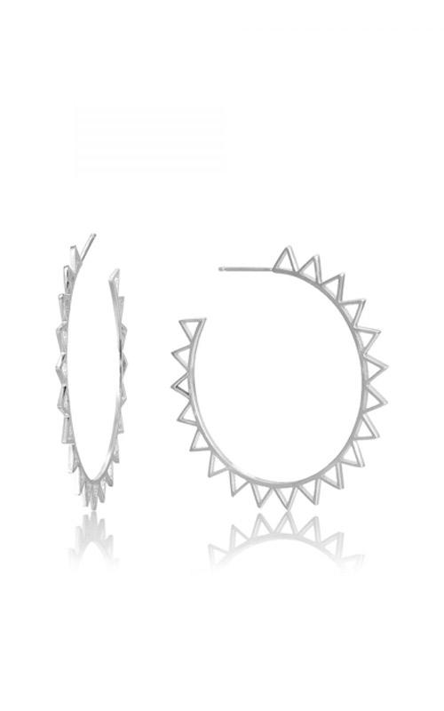 Ania Haie Spike Hoop Earrings E008-03H product image