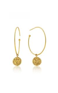 Ania Haie Boreas Hoop Earrings E009-03G product image