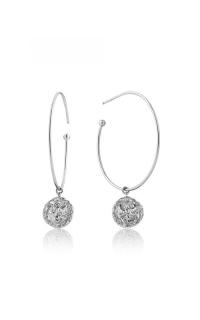 Ania Haie Boreas Hoop Earrings E009-03H product image