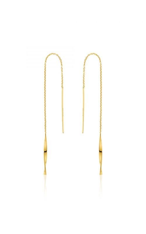 Ania Haie Helix Threader Earrings E012-03G product image