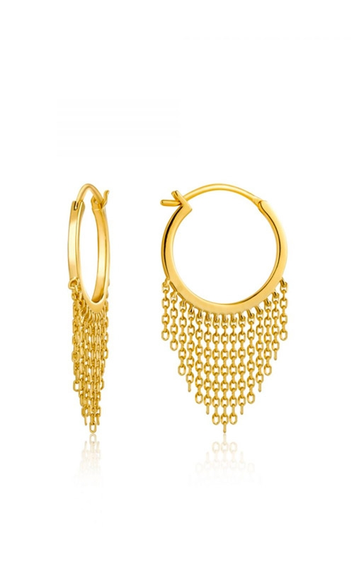 Ania Haie Fringe Fall Earrings E013-04G product image