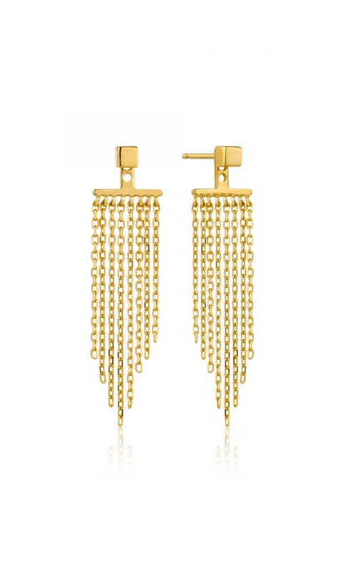 Ania Haie Fringe Fall Earring Jackets E013-05G product image