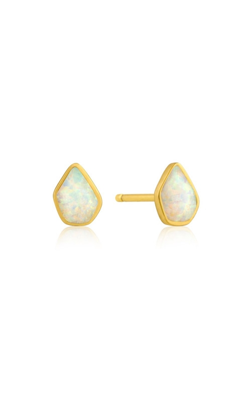 Ania Haie Opal Colour Stud Earrings E014-03G product image