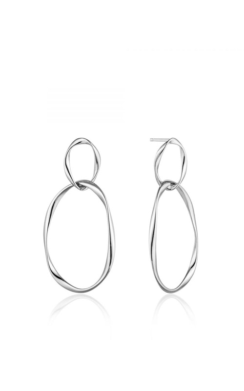Ania Haie Swirl Nexus Earrings E015-02H product image
