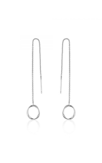 Ania Haie Swirl Threader Earrings E015-03H product image