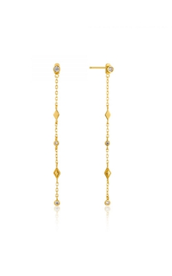 Ania Haie Shimmer Drop Earrings E016-06G product image