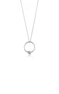 Ania Haie Modern Circle Necklace N002-01H product image