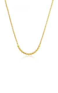 Ania Haie Modern Multiple Balls Necklace N002-04G product image