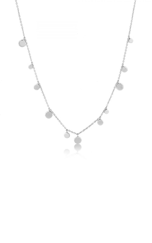 Ania Haie Geometry Mixed Discs Necklace N005-01H product image
