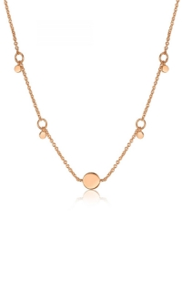 Ania Haie Geometry Drop Discs Necklace N005-03R product image