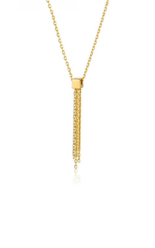 Ania Haie Tassel Drop Necklace N013-01G product image