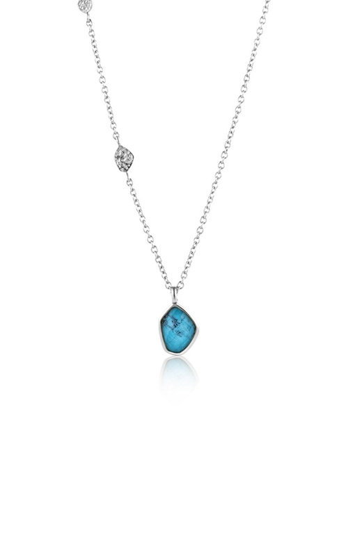 Ania Haie Turquoise Pendant Necklace N014-02H product image