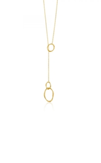 Ania Haie Swirl Nexus Necklace N015-01G product image