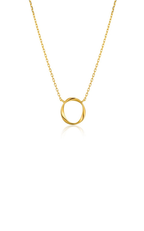 Ania Haie Swirl Nexus Necklace N015-02G product image
