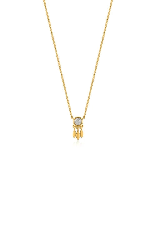 Ania Haie Gold Midnight Fringe Necklace N026-01G product image