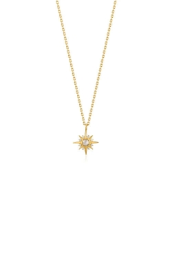 Ania Haie Gold Midnight Star Necklace N026-02G product image