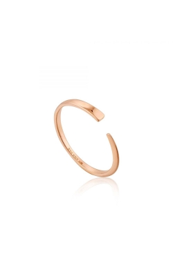 Ania Haie Geometry Adjustable Ring - Size 7 R005-01R product image